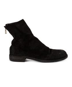 Guidi | Ankle Length Boots Size 44 Calf Suede/Leather