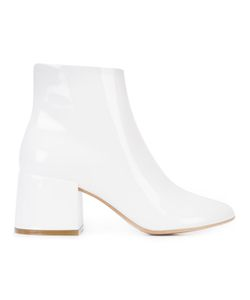 Mm6 Maison Margiela | Side Zip Ankle Boots Womens Size 39