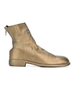 Guidi | Back Zip Boots Mens Size 43.5 Horse Leather/Leather