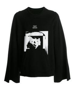 Julius | Fla Sleeve Sweatshirt Mens Size 4 Cotton