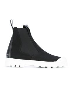 Stone Island Shadow Project | Contrast Boots Mens Size 42 Canvas/Rubber
