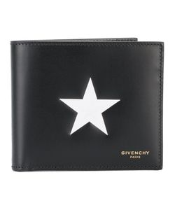 Givenchy | Waller With Star Motif Mens Leather