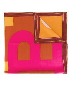 Bally | B Print Scarf Womens Silk