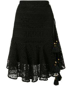 Figue   Mariana Skirt Womens Size 2 Silk/Cotton