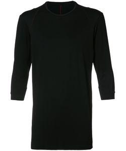 Devoa | Three-Quarter Sleeve T-Shirt Mens Size 3 Cotton