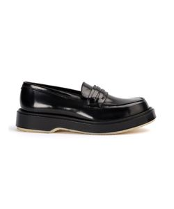 Adieu Paris   Polido Platform Loafers Womens Size 36.5 Calf Leather/Rubber/Leather