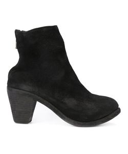 Guidi | Classic Ankle Boots Womens Size 39 Leather