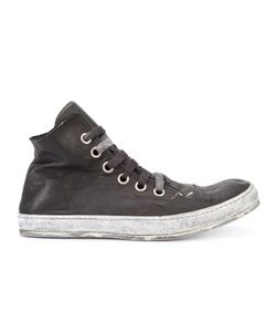 A Diciannoveventitre | S2 Hi-Tops Mens Size 41 Rubber/Leather