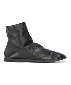Officine Creative | Zip-Back Ankle Boots Mens Size 39 Leather