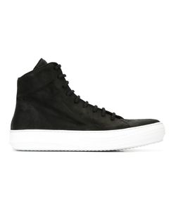 The Last Conspiracy | Ollie Hi-Tops Mens Size 42 Leather/Rubber