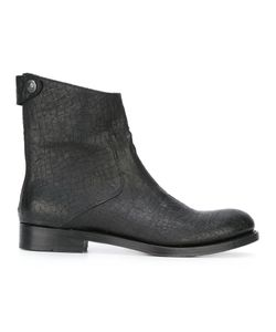 The Last Conspiracy | Nicholas Boots Mens Size 44 Horse Leather/Leather/Rubber