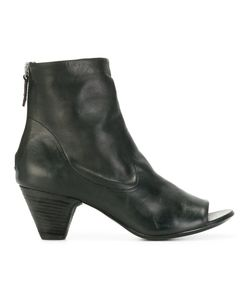 Marsèll | Open Toe Boots Womens Size 39 Leather