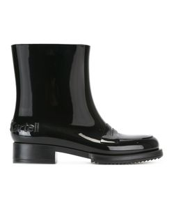 No21   Misura Wellies Womens Size 37 Rubber/Polyester