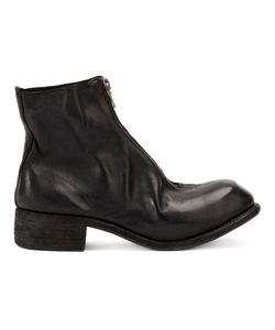 Guidi | Front Zip Ankle Boots Mens Size 41 Horse Leather/Leather