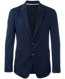 Z Zegna | Classic Blazer Mens Size 50 Cotton/Viscose/Spandex/Elastane/Cupro