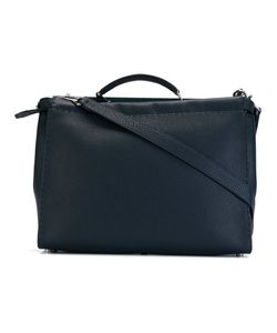 Fendi | Briefcase With Shoulder Strap Leather