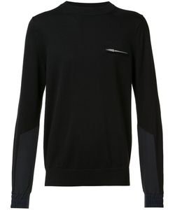 Sacai | Long-Sleeved T-Shirt Mens Size 1 Cotton