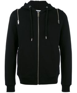 Les Hommes | Zipped Hoody Mens Size Medium Cotton