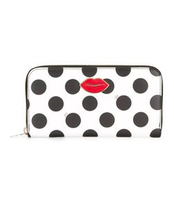 Charlotte Olympia | Dots Print Wallet Womens Leather/Metal Other