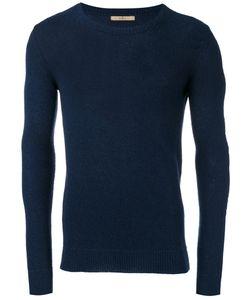 Nuur | Crew Neck Jumper Mens Size 46 Cotton/Nylon