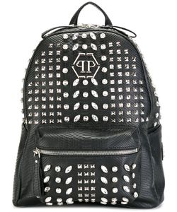 Philipp Plein | Zaino Borchie Backpack Calf Leather