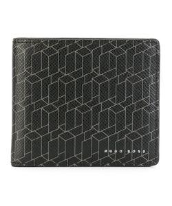 Boss Hugo Boss | Linear Print Cardholder Mens Leather