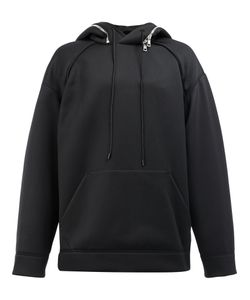 Juun.J | Zipped Detail Hoody Mens Size 44 Cotton/Polyester