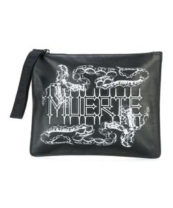 Marcelo Burlon County Of Milan | Mateo Zip Clutch Bag Mens