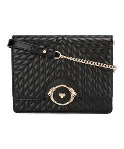 Roberto Cavalli | Quilted Crossbody Bag Womens Leather/Metal