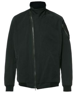 Julius | Zipped Lightweight Jacket Mens Size 3 Cupro/Cotton/Nylon