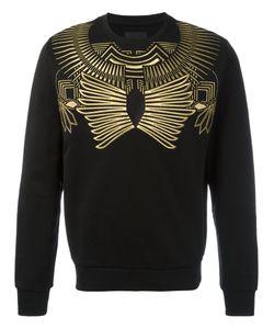 Les Hommes | Tone Geometric Print Sweatshirt Mens Size Small Cotton