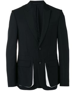 Givenchy | Double Faced Blazer Mens Size 52 Wool/Mohair/Silk/Viscose