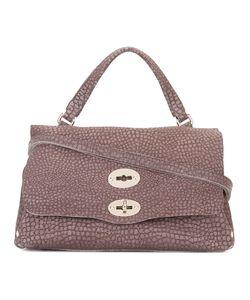Zanellato   Textu Tote Bag Womens Leather