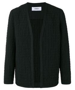 Chalayan | Collarless Jacket Adult Unisex Size 46 Cotton/Polyester/Cupro