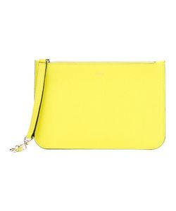 Valextra | Zipped Clutch Womens Calf Leather