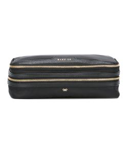 Anya Hindmarch | Double Zip Make Up Bag Nylon