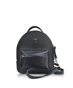 Versace | Palazzo Leather Mini Backpack