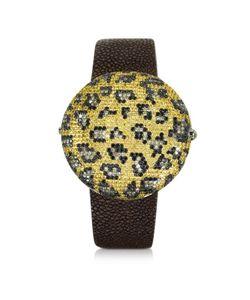 Christian Koban | Clou Leopard Diamond Dinner Watch