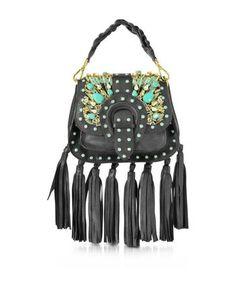 Gedebe   Alice Small Leather Handbag