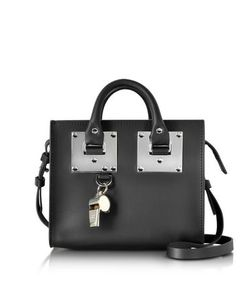 Sophie Hulme | Saddle Leather Albion Box Tote Bag