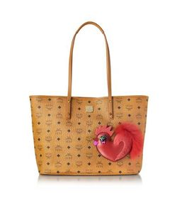 MCM | New Year Series Ew Medium Shopping Bag