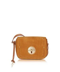 See by Chloé   Lois Passito Suede Crossbody Bag