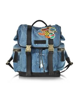 Dsquared2 | Denim Patch Backpack