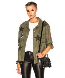 Amiri | Military Star Button Up Jacket