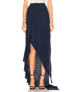 Juan Carlos Obando | Ruffle Wrap Skirt