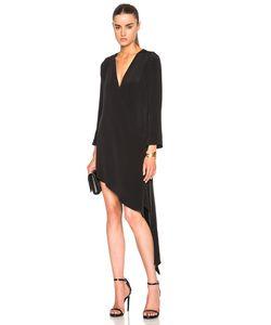 Juan Carlos Obando | Fwrd Exclusive Wrap Dress