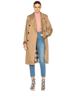 Burberry Prorsum | Gabardine Trench Coat