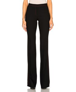 Burberry Prorsum | Luggage Stitch Bootcut Trousers