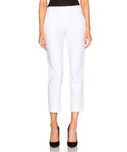 Kaufmanfranco | Compact Cotton Trousers