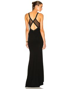Alexandre Vauthier | Stretch Jersey Gown